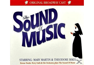 Original Broadway Cast - The Sound Of Music [CD]