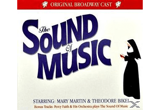 Original Broadway Cast - The Sound Of Music - (CD)