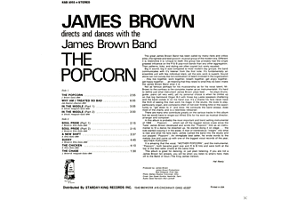Chris Brown;James Brown Band - Popcorn (Import) - (CD)
