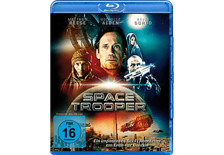 One Shot - Space Trooper - (Blu-ray)