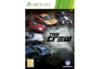 The Crew Standard Edition Xbox 360