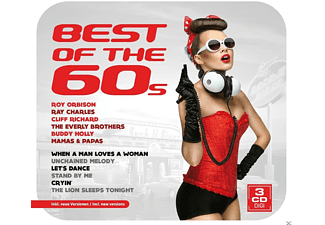 VARIOUS - Best Of The 60s - (CD)
