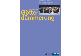 Various, Frankfurter Opern- Und Museumsorchester, Chor Des Extrachores Der Oper Frankfurt - Götterdämmerung - (DVD)