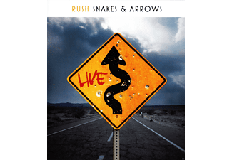Rush - Snakes & Arrows Live - (Blu-ray)