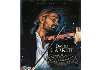 David Garrett - ROCK SYMPHONIES - OPEN AIR LIVE [Blu-ray]