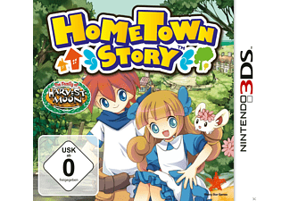 Hometown Story [Nintendo 3DS]