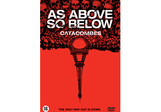 As Above So Below | DVD