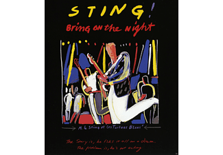 Sting - Bring On The Night (Blu-Ray Disc) - (Blu-ray)