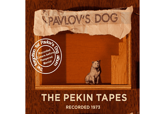 Pavlov's Dog - The Pekin Tapes - (CD)