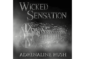 Wicked Sensation - Adrenaline Rush [CD]