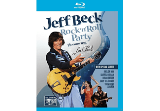 Jeff Beck - Rock'n'Roll Party-Honouring Les Paul [Blu-ray]