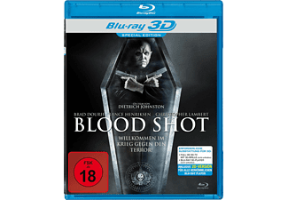 Blood Shot [3D Blu-ray]