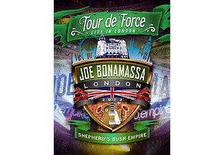 Joe Bonamassa - Tour De Force - Shepherd's Bus Empire Live In London (DVD)