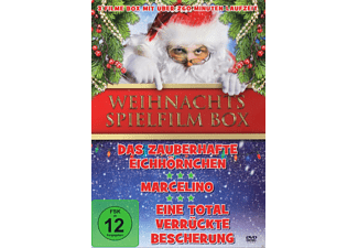weihnachts spielfilm box dvd kom dien dvd mediamarkt. Black Bedroom Furniture Sets. Home Design Ideas