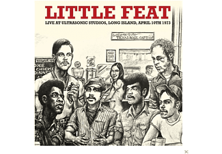 Little Feat - Live At The Ultrasonic Studios, Long Island, April [CD]