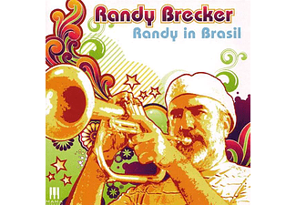 Randy Brecker - Randy In Brasil (CD)