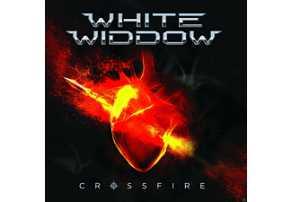 White Widdow - Crossfire [CD]