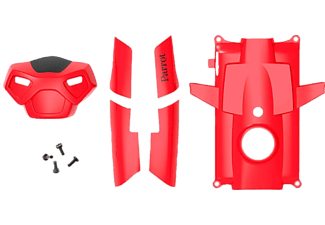 PARROT Covers + screws for Rolling Spider Red - (PF070086AA)