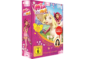 Mia and me - Staffel 1.1 [DVD]