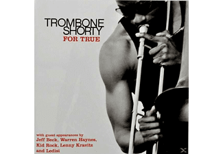 Trombone Shorty - FOR TRUE [CD]