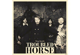 Troubled Horse - Step Inside - (Vinyl)