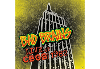 Bad Brains - Live At The CBGB Special Edition VI - (Vinyl)
