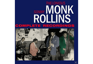 Sonny Rollins, Thelonious Monk - Thelonious Monk & Sonny Rollins - Complete Recordings - (CD)