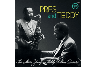 Wilson, Teddy / Young, Lester - Pres & Teddy (Back To Black Ltd.Edt.) [Vinyl]