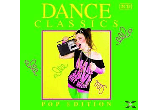 VARIOUS - Dance Classics Pop Edition - (CD)