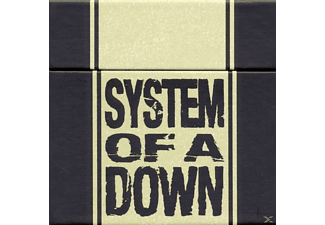 System Of A Down - System Of A Down (Album Bundle) [CD]