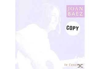 Joan Baez - In Concert - (CD)