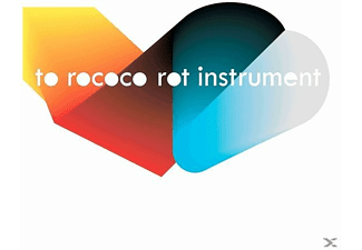 To Rococo Rot - Instrument - (CD)