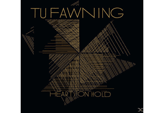 Tu Fawning - Hearts On Hold - (CD)