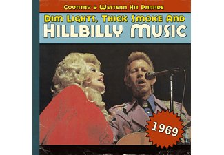 VARIOUS - Dim Lights, Thick Smoke And Hillbilly Music 1969 - (CD)