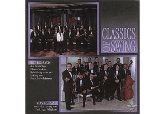 Rbt Big Band & Rias Big Band - Classics Of Swing - (CD)
