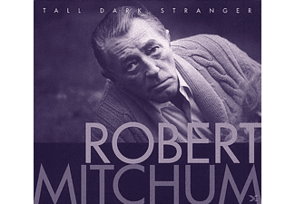 Robert Mitchum - Tall Dark Stranger - (CD)