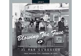Various - Blowing The Fuse 1957 - (CD)