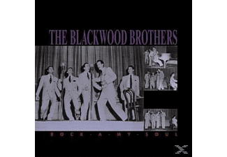 Blackwood Brothers - Rock-A-My-Soul   5-Dd & 82-Pag - (CD)