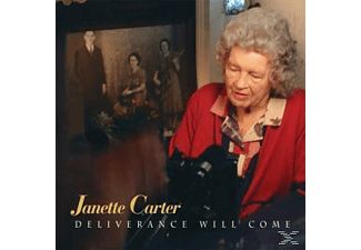 Janette Carter - Deliverance Will Come [CD]