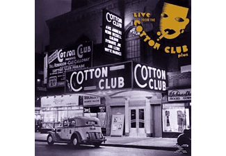 VARIOUS - Cotton Club - (CD + Buch)
