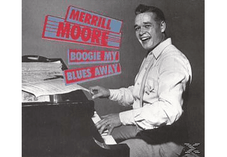 Merrill Moore - Boogie My Blues Away  2-Cd - (CD)