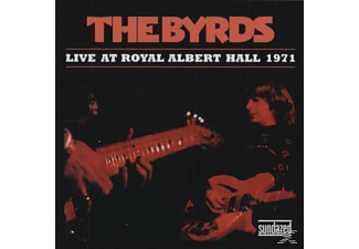 The Byrds - Live At Royal Albert Hall 1971 - (CD)