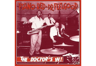 Piano Red Aka Dr.Feelgood - The Doctor's In!   4-Cd & Book - (CD)