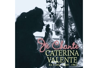 Caterina Valente - Je Chante-Caterina Valente - (CD)