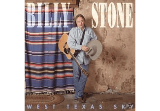 Billy Stone - West Texas Sky - (CD)