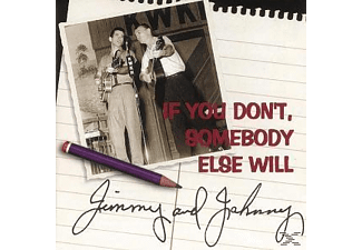 Jimmy - If You Don't, Somebody Else Will - (CD)