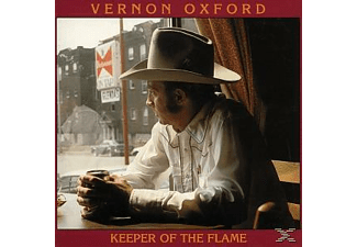 Vernon Oxford - Keeper Of The Flame   5-Cd & Box - (CD)