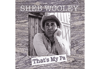 Sheb Wooley - That's My Pa   4-Cd & Book/Buch - (CD)