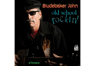 Studebaker John - Old School Rockin' - (CD)