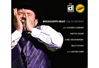 Mississippi Heat - Delta Bound [CD]